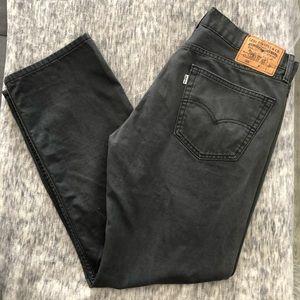 Levi Strauss 505 jeans